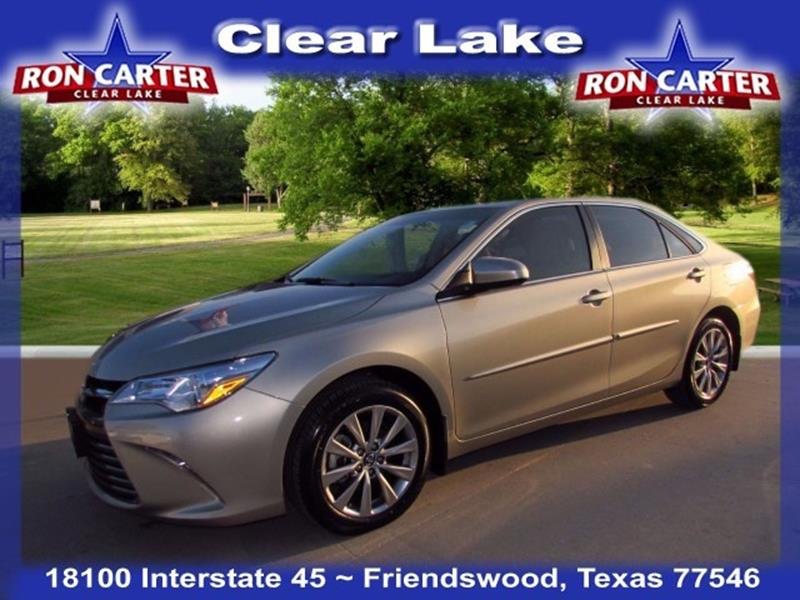 Used 2017 Toyota Camry For Sale In Houston Tx