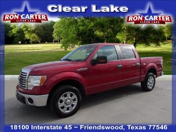 2011 Ford F-150 for sale in Houston, TX