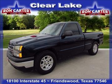 2006 Chevrolet Silverado 1500 for sale in Houston, TX