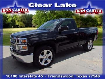 2014 Chevrolet Silverado 1500 for sale in Houston, TX