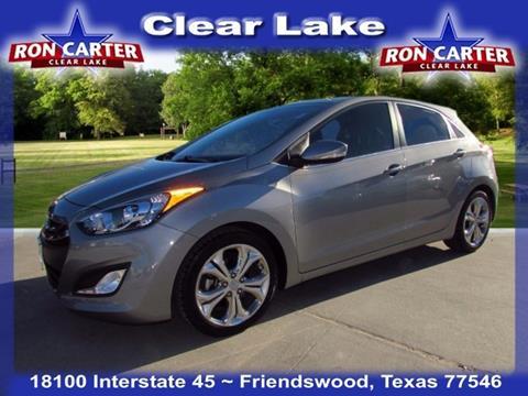 2014 Hyundai Elantra GT for sale in Houston, TX