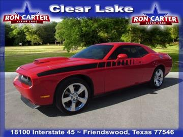 2010 Dodge Challenger for sale in Houston, TX