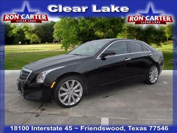 2013 Cadillac ATS for sale in Houston, TX