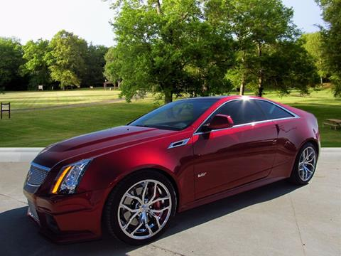 2014 Cadillac CTS-V for sale in Houston, TX