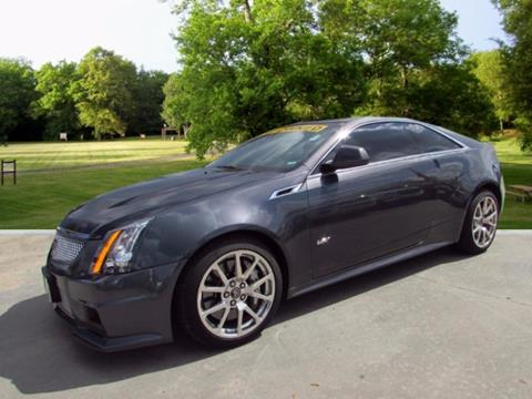 2013 Cadillac CTS-V for sale in Houston, TX