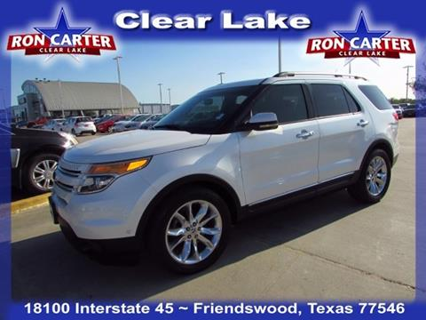 2011 Ford Explorer for sale in Houston, TX