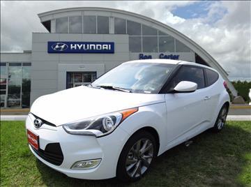 2017 Hyundai Veloster for sale in Houston, TX