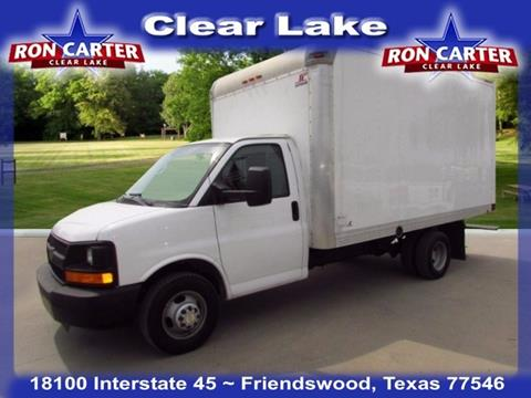 2014 Chevrolet Express Cutaway for sale in Houston, TX