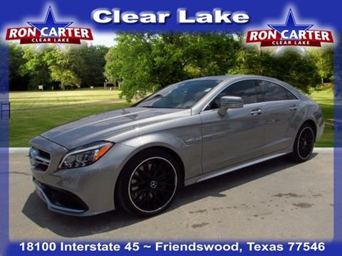 2015 Mercedes-Benz CLS for sale in Houston, TX