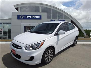 2017 Hyundai Accent for sale in Houston, TX