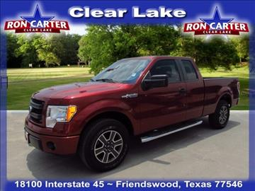2014 Ford F-150 for sale in Houston, TX
