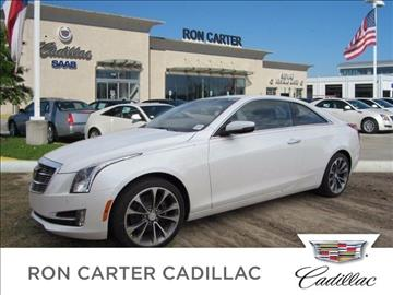 2017 Cadillac ATS for sale in Houston, TX