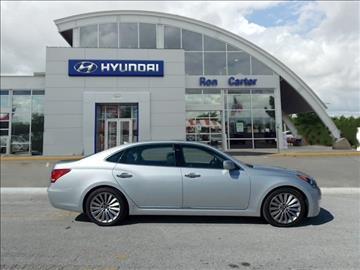 Ron Carter Hyundai >> 2015 Hyundai Equus For Sale - Carsforsale.com