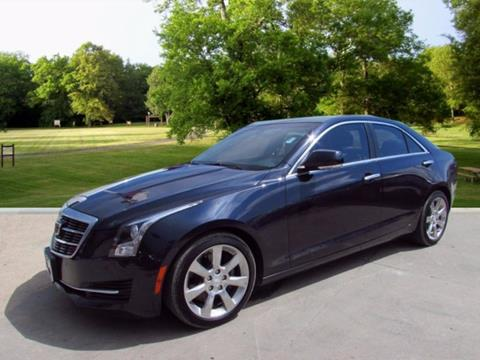 2015 Cadillac ATS for sale in Houston, TX