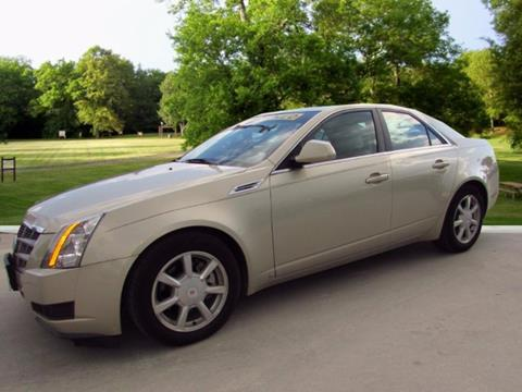 2009 Cadillac CTS for sale in Houston, TX