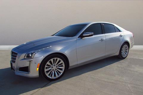2016 Cadillac CTS for sale in Houston, TX