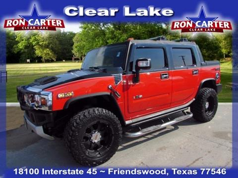 2008 HUMMER H2 SUT for sale in Houston, TX