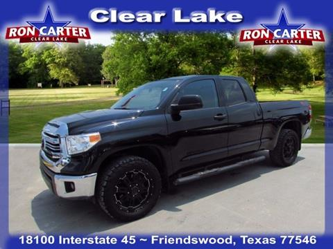 2016 Toyota Tundra for sale in Houston, TX
