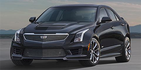 2018 Cadillac ATS-V for sale in Houston, TX