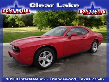 2009 Dodge Challenger for sale in Houston, TX