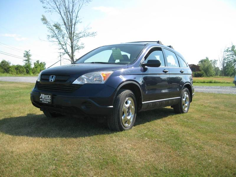 2007 honda cr v awd lx 4dr suv in new haven vt mike 39 s auto. Black Bedroom Furniture Sets. Home Design Ideas