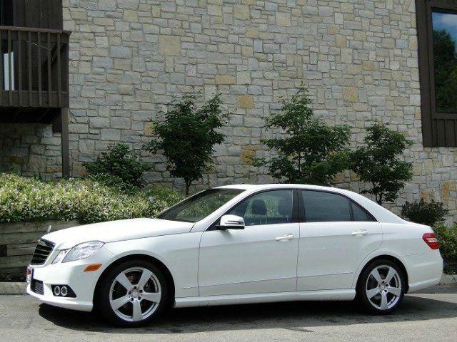 2010 mercedes benz e class e350 sport 4matic awd 4dr sedan for Mercedes benz new haven