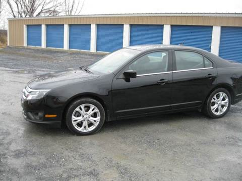 2012 Ford Fusion for sale in New Haven, VT