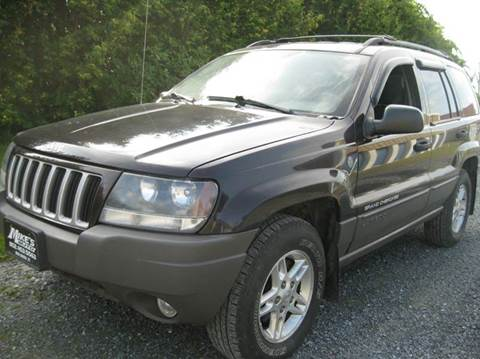 2004 Jeep Grand Cherokee for sale in New Haven, VT