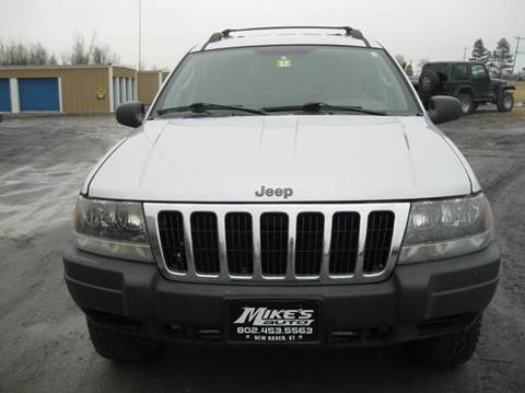 2003 Jeep Grand Cherokee for sale in New Haven, VT