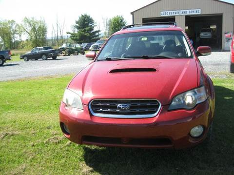 2005 Subaru Outback for sale in New Haven, VT