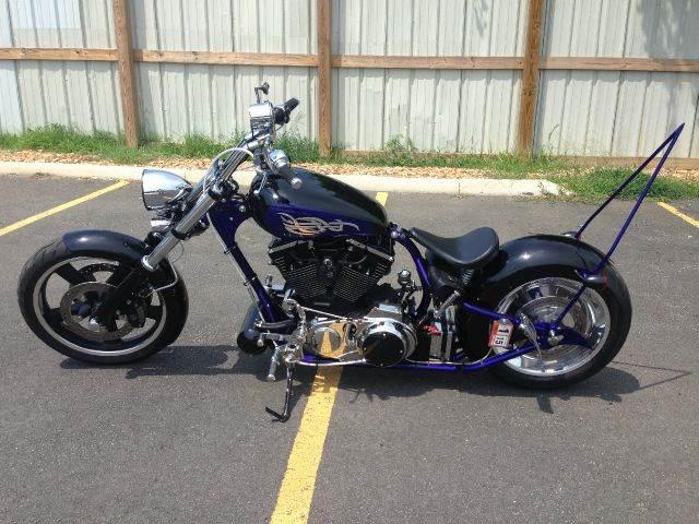2012 Harley-Davidson CUSTOM 1200