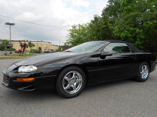1999 chevrolet camaro z28 convertible for sale in. Black Bedroom Furniture Sets. Home Design Ideas