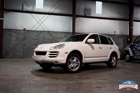 2008 Porsche Cayenne for sale in Fredericksburg, VA
