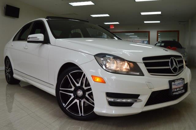 Mercedes benz c class for sale in bronx ny for Mercedes benz bronx