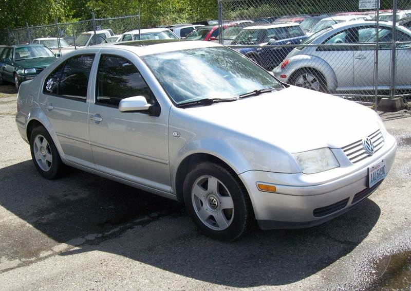 2001 volkswagen jetta 4dr gls tdi turbodiesel sedan in bellingham wa main street motors. Black Bedroom Furniture Sets. Home Design Ideas