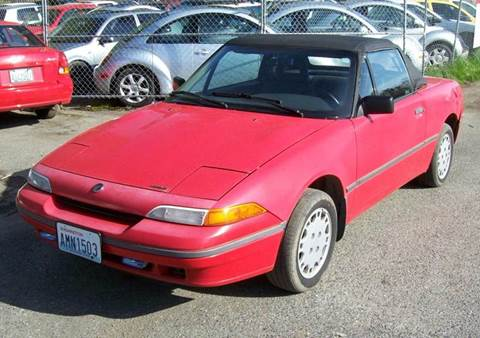 1993 Mercury Capri for sale in Bellingham, WA