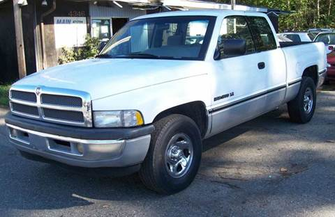 1995 Dodge Ram Pickup 1500 for sale in Bellingham, WA
