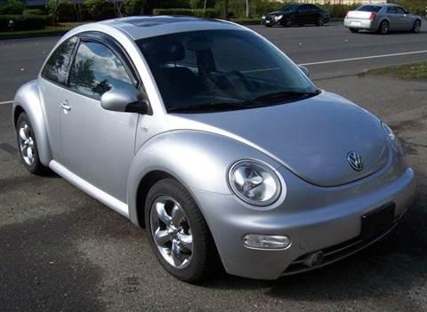 2001 Volkswagen New Beetle for sale in Bellingham, WA