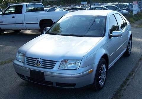 2004 Volkswagen Jetta for sale in Bellingham, WA