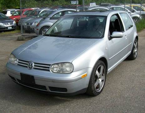 2002 Volkswagen GTI for sale in Bellingham, WA