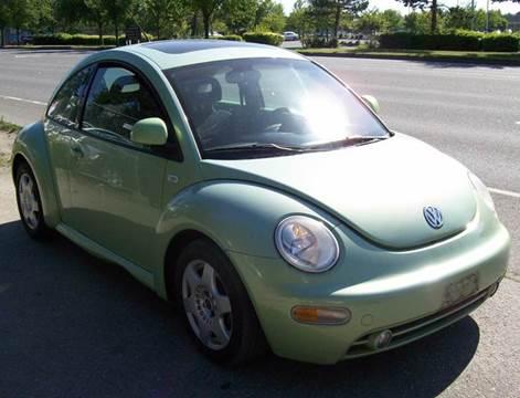 1999 Volkswagen New Beetle for sale in Bellingham, WA