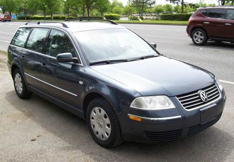 2003 Volkswagen Passat for sale in Bellingham, WA