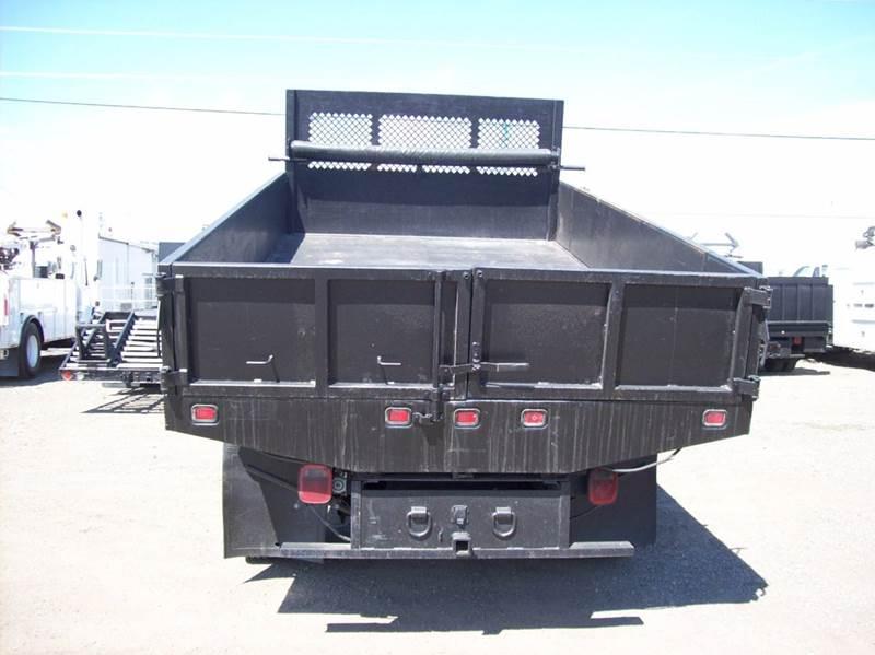 2003 Chevrolet C4500 DUMP BOX - Spokane Valley WA