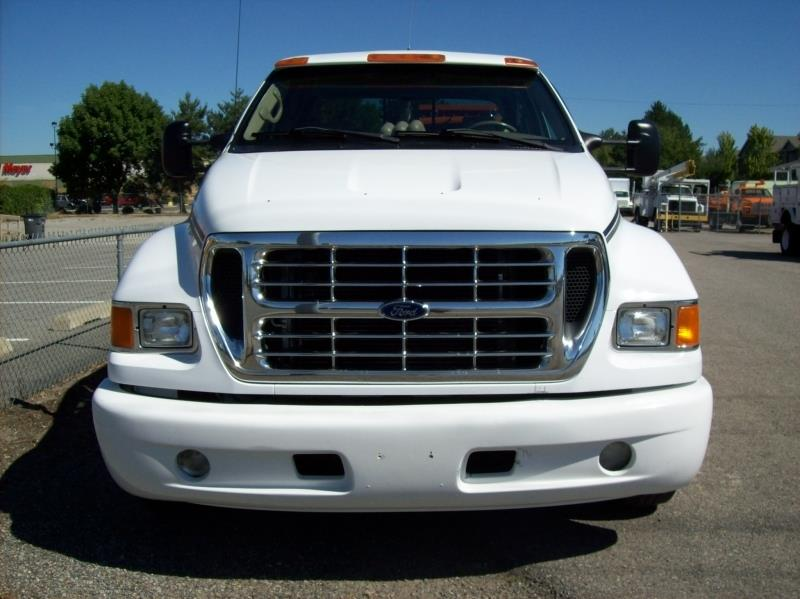 2001 Ford F-650 Super Crewzer - Spokane Valley WA