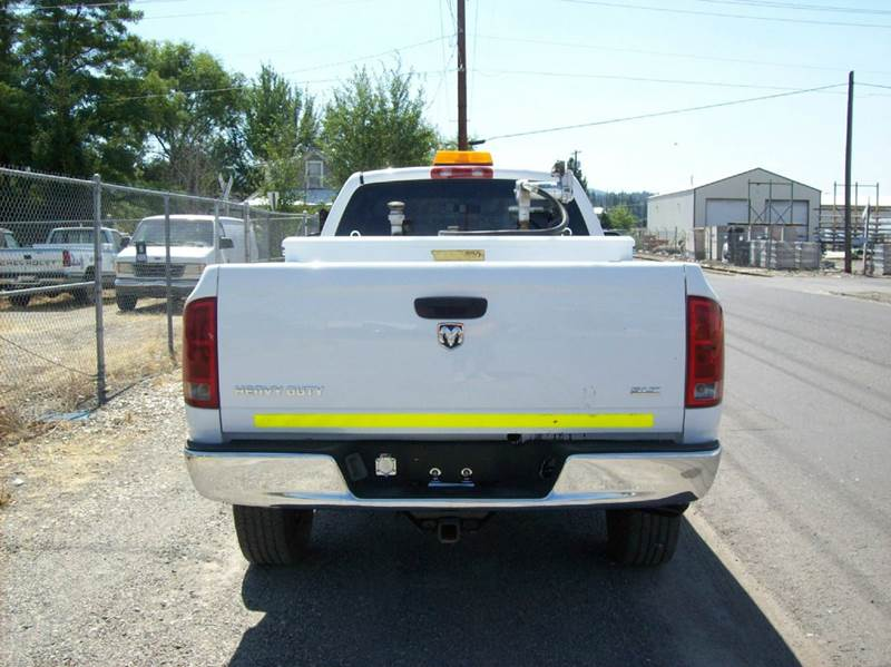 2005 Dodge Ram Pickup 2500 2dr Regular Cab SLT 4WD LB - Spokane Valley WA