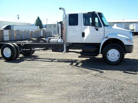 2005 International 4400 XCAB for sale in Spokane Valley WA
