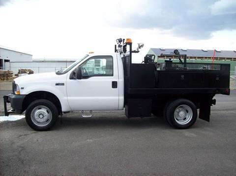 2003 Ford F-450 Super Duty 4X4 for sale in Spokane Valley WA