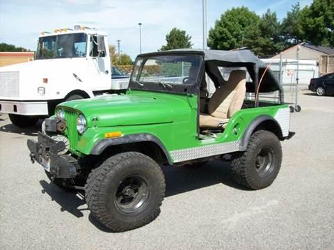 1969 Jeep Wrangler