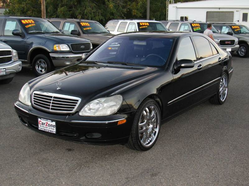 Mercedes benz for sale in marysville ca for 2001 mercedes benz s500 for sale