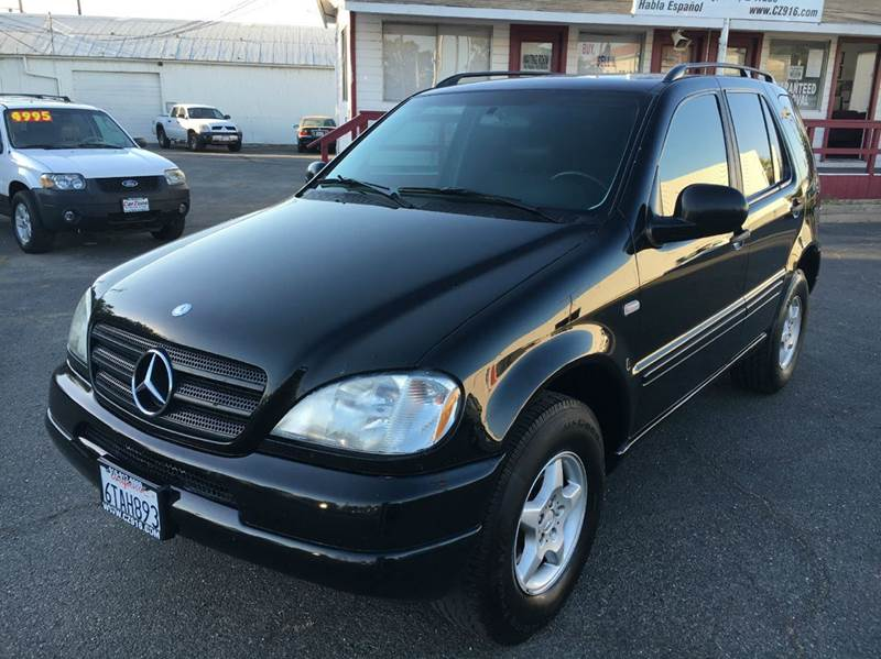 1999 mercedes benz m class awd ml320 4dr suv in marysville for Mercedes benz 1999 ml320